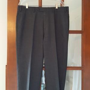Ralph Lauren Total Comfort Slacks 36x34 grey